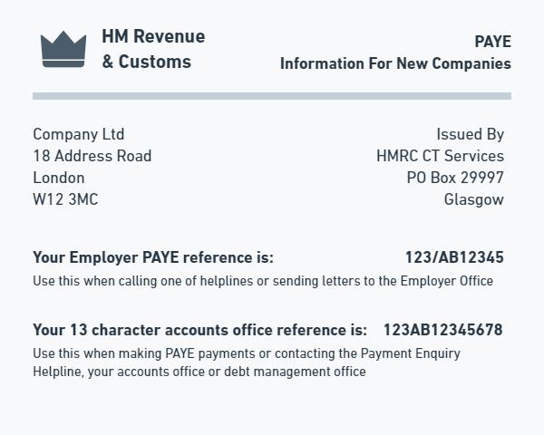 GOV-min-wage---HMRC---PAYE-Letter